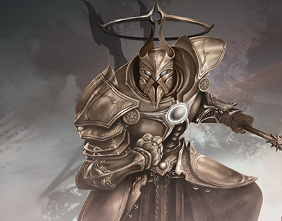 A concept art of The Lord Imperius