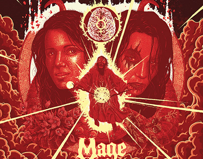 Mage Album Cover