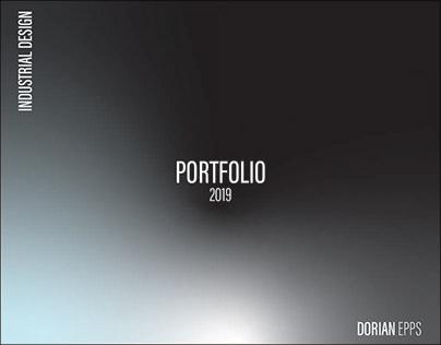 Dorian Epps Portfolio 2018-19