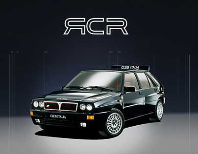 RCR rare car rental