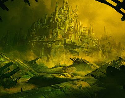 Indusrtial Wasteland