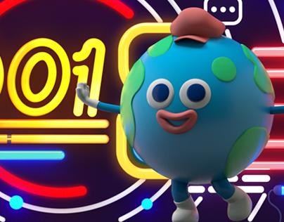 Baidu 2019 New Year Doodle