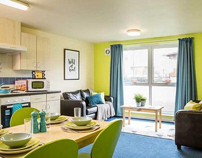 Bonington Student Village Accommodation Nottingham