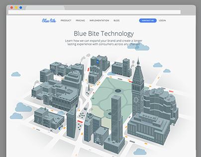 BlueBite Technologies Map