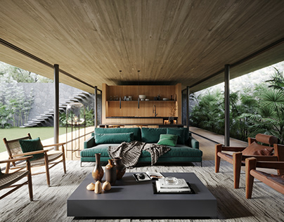 CGI - Venti House