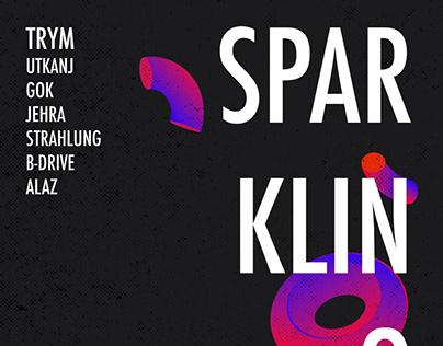 poster alternative for sparkling rave