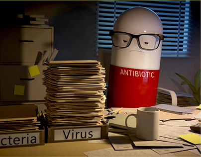 'Pill Woes' - Antibiotic Resistance PSA