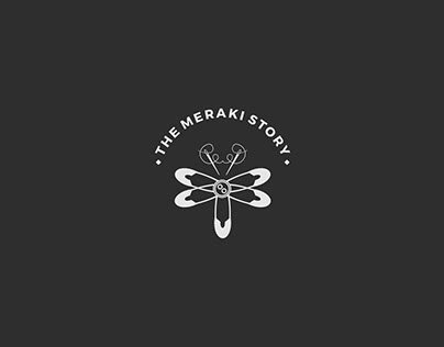 The Meraki Story Logo