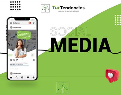 Social Media- TurTendencies