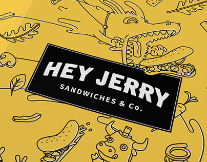 Hey Jerry - Sandwiches & Co.
