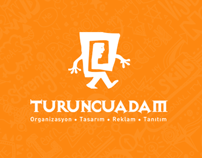 Turuncu Adam Website