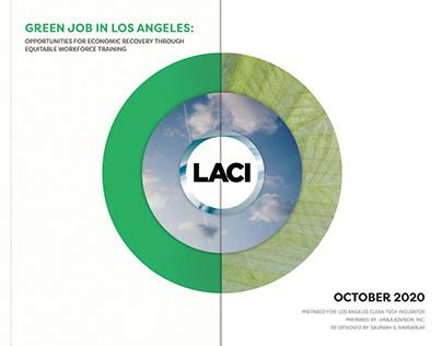 LACI Green Jobs Report