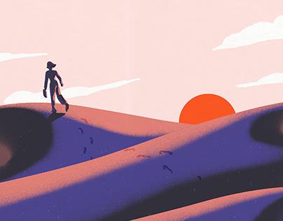 2020 illustration collection