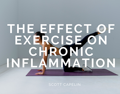 The Effect of Exercise on Chronic Inflammation