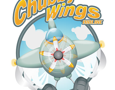 Chubby Wings - Projet d'Illustration