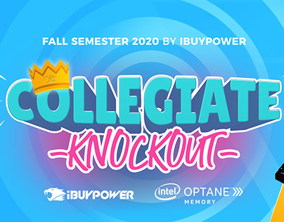 iBUYPOWER'S Collegiate Knockout powered by Intel Optane