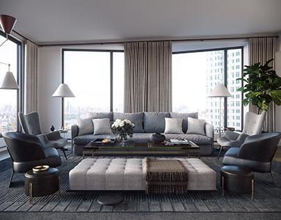 CGI Highline Apartment