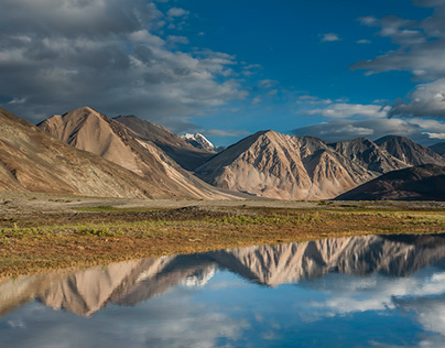 Mountains & Reflections
