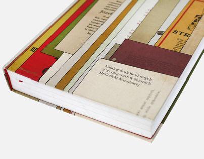 Katalog druków ulotnych z lat 1914–1918 w zbiorach BN