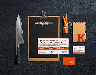 Kulle's Grillservice | Corporate Design