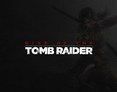 Rise Of The Tomb Raider Website