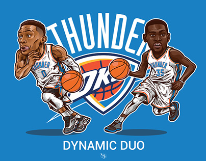 Thunder Dynamic Duo