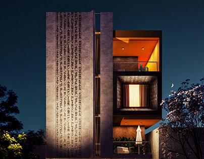 LUXOR HOUSE