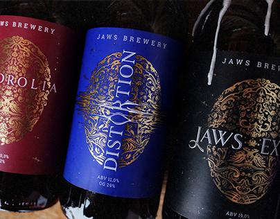 Premium Series Of Jaws Brewery Beer