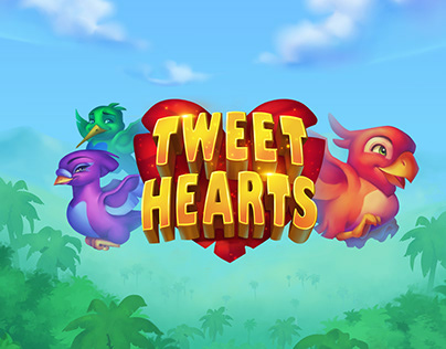 Tweet Hearts, online casino slot