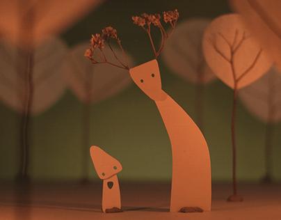 Yōkai   Stop Motion Animation