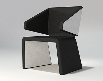 Chair design, project # 21 in DESIGN MARATHON