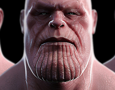 3D - Thanos