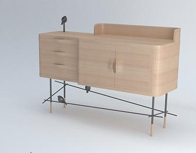 Proserpina sideboard