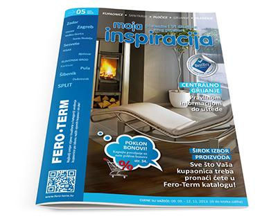 """My Inspiration"" monthly catalogue/magazine"