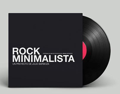 Rock minimalista