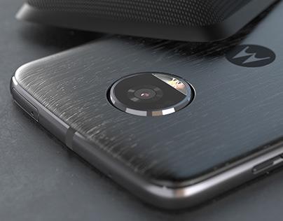 Moto Z² Play - Industrial Design Process (Motorola)
