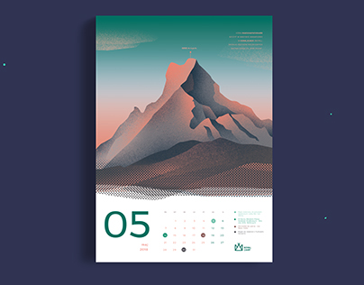 Travel Agency Calendar