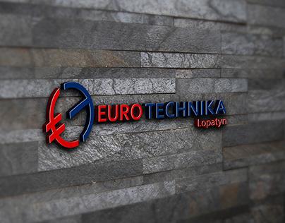Europe technology store logo.