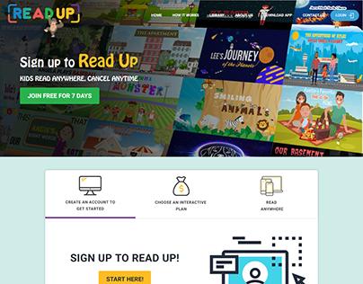 Education Web Application