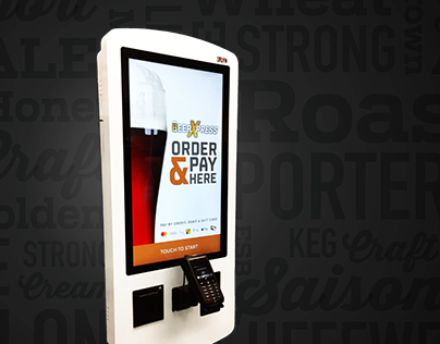 ESS Kiosk Pilot: UI Design