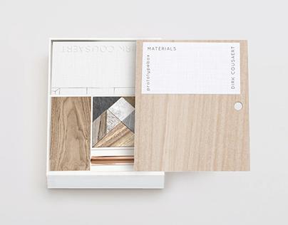 Pitch Material Box Dirk Cousaert