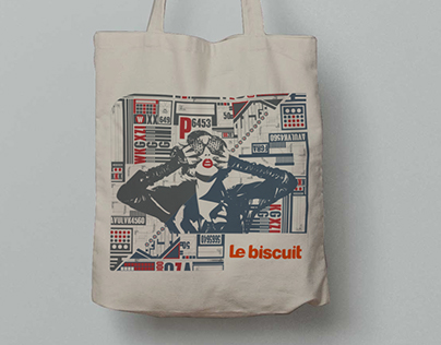 Ecobags - Le Biscuit