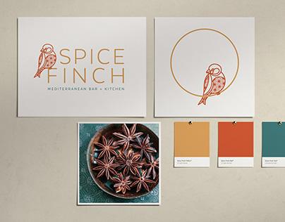 Spice Finch   Restaurant Brand Development
