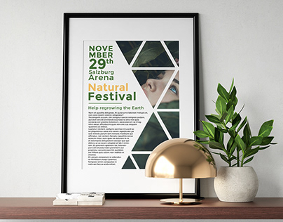 NATURAL FESTIVAL   help regrowing the Earth