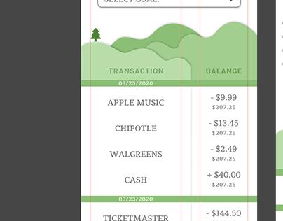 XD DCC #2: Tree Savings App