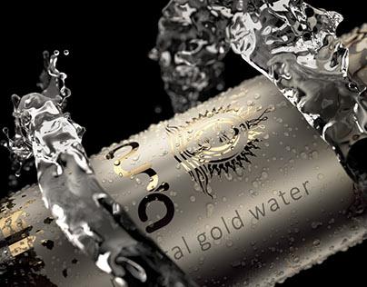 Aur'a Gold Water