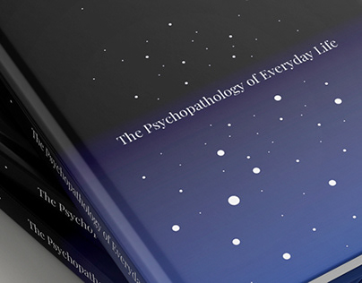 Book Cover / The Psychopathology of Everyday Life