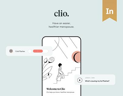 Clio - Menopause Relief