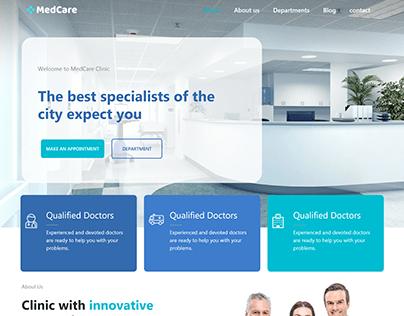 Medical Website