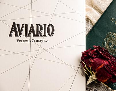Catalogo Aviario - Volucris Curiositas